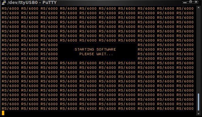 IBM RS/6000 43P-140 (7043-44) (60/100)